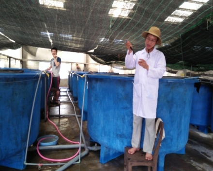 Shrimp-fish polyculture systems as an important approach toward sustainable development of the shrimp aquaculture industry (PhD summary)